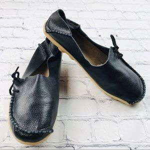 Shoes - Leather Loafers